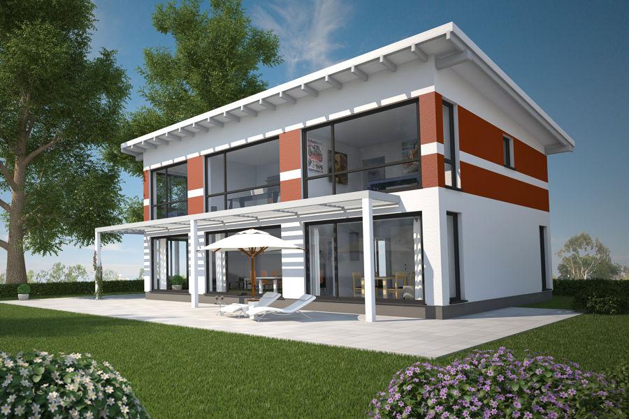 Einfamilienhaus auf r gen hausbau insel r gen - Moderne architektur einfamilienhaus ...