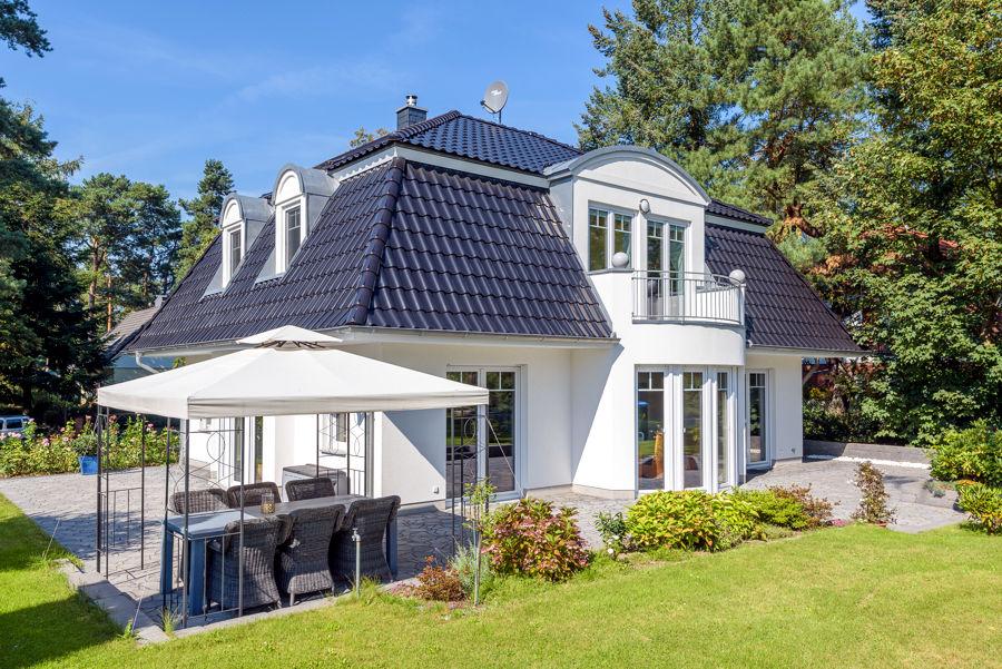 Wir bauen Ihre Villa und Ihr Ferienhaus auf Rügen