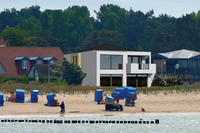Ferienwohnung Rügen Hausbau Insel Rügen