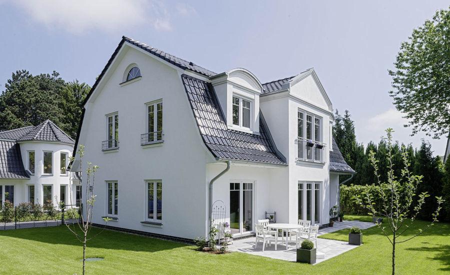 Hausbau Insel Rügen. Unsere Landhäuser.