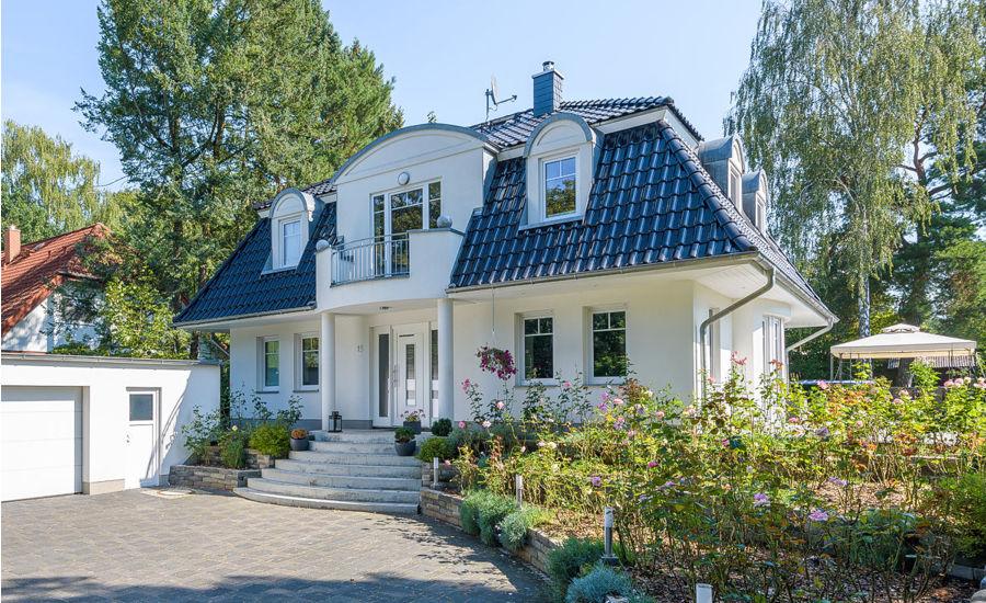 Wir bauen Ihre Villa auf Rügen und auf der Insel Usedom.
